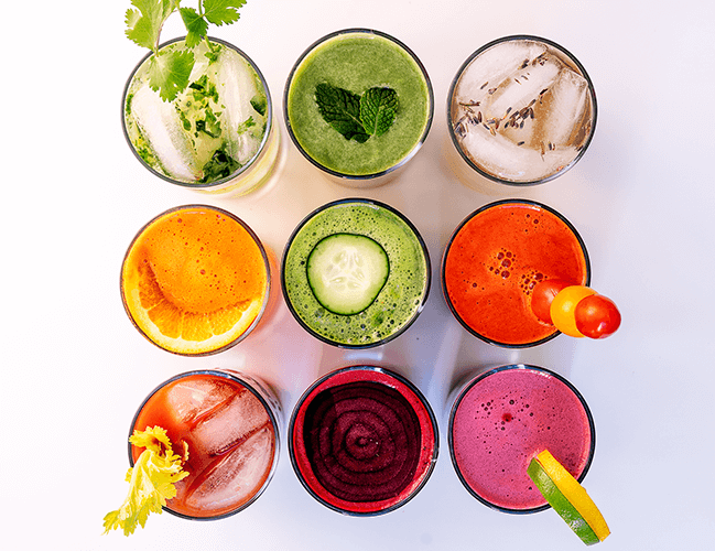 Juices and Beverages