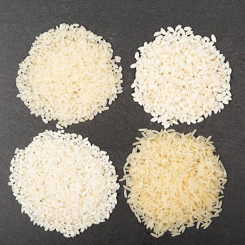 Types of rice