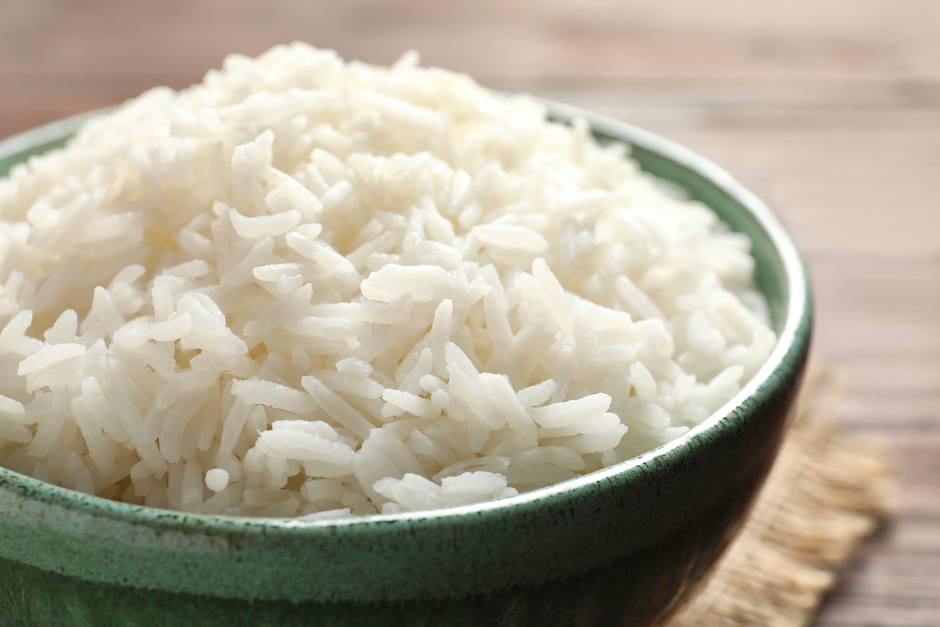 Bowl of perfect rice