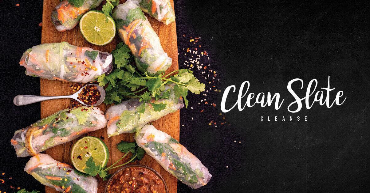 Clean Slate Cleanse